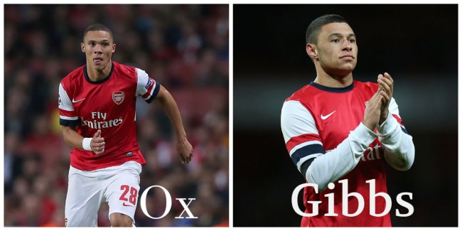 Again! Daily Mail mistake Arsenals Kieran Gibbs for Manchester Citys Gael Clichy [Live Text]
