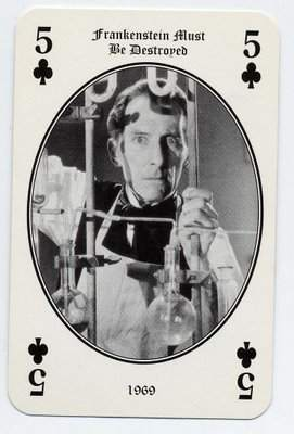cushing card
