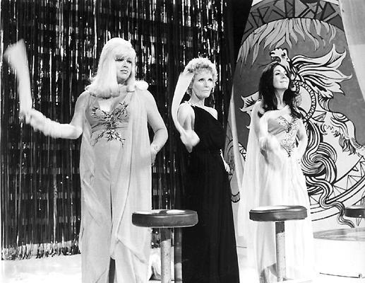 dors brown Seedy 1970s TV: Petula Clark And The Scorpio People, Starring Jimmy Savile And Diana Dors Swimming Pool