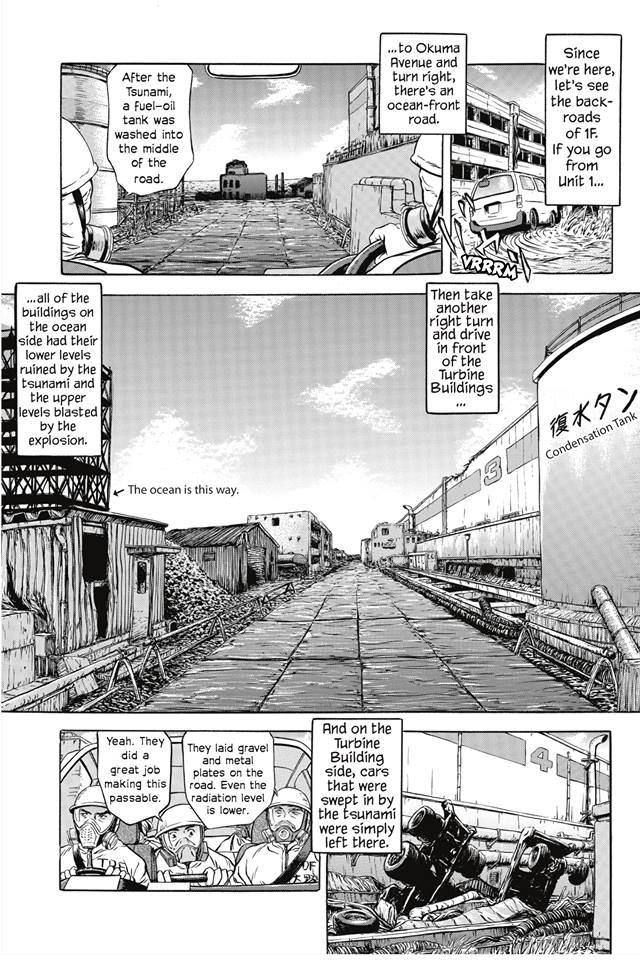 fukushima manga 23 ICHIEFU: Fukushima Worker Turns His Story Into Manga
