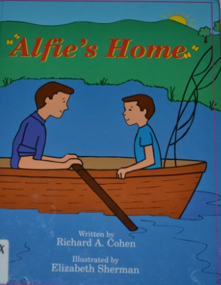 gay book Read Alfie's Home: The Creepy Childrens Book That Will Make Your Gay Children Straight