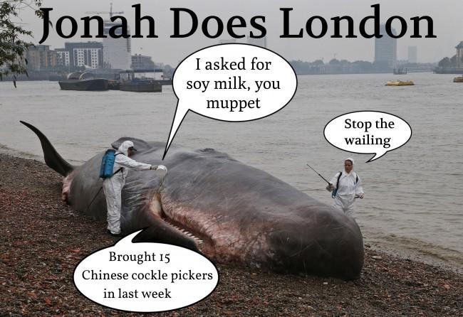 jonah london