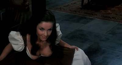 kate o'mara horror