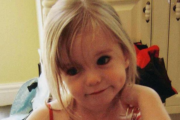 mccann purple Madeleine McCann: Attention Turns To The Foreign Sex Attacker Wearing What Could Be An Arsenal Shirt