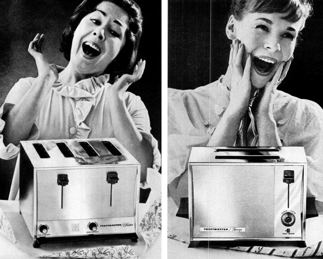 vintage appliance 5 Miracle Appliances And The Desperate 1970s Women That Loved Them