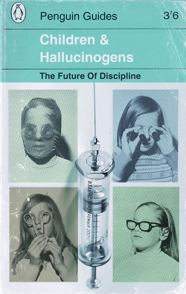 Children and hallucinogens Inside Scarfolk: An Interview With The Mayor Of Dystopia UK, Richard Littler