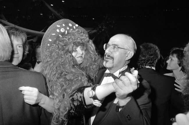 PA 11615644 1987: When Charming Hans Klein Danced With Big Haired Elke Koska