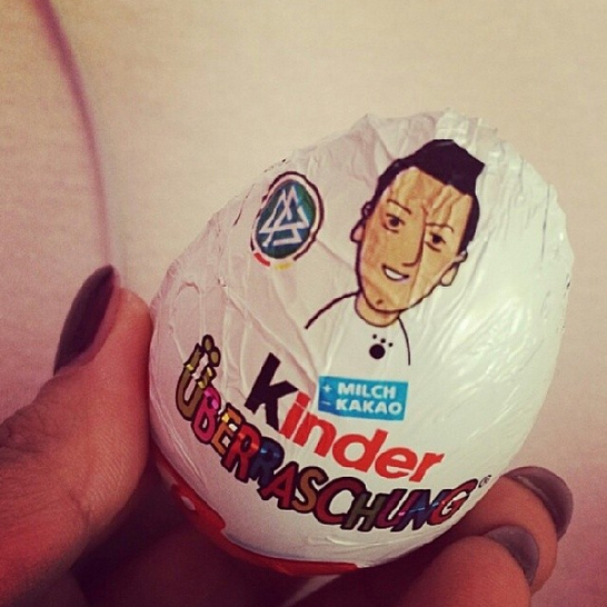 arsenal egg
