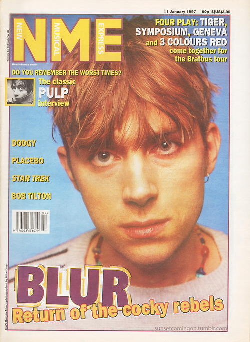 blur Damon Albarn and Noel Gallagher To Make A Record Together?