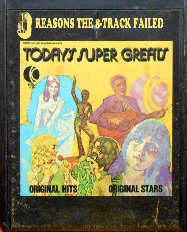 eight track 9 The Eight Track Miracle: 8 Reasons It Failed