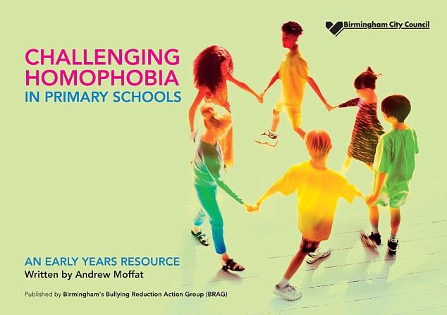 Challenging Homophobia in Primary Schools
