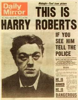 harry roberts 1966: When Harry Roberts Killed Coppers And A Dalek Looked The Other Way