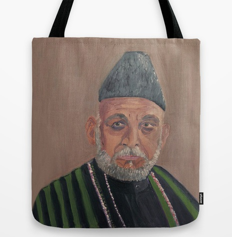 karzai pillow