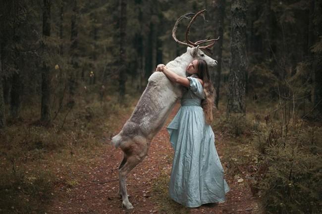 katerina-plotnikova deer
