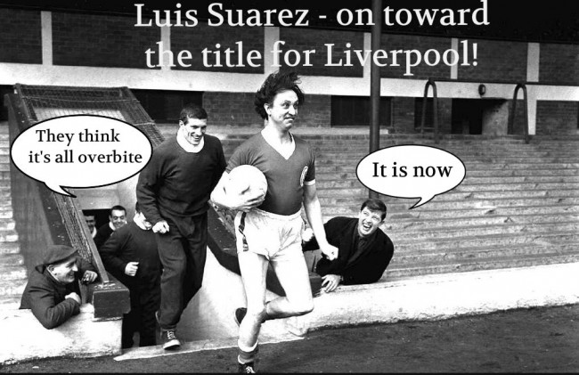 luis suarez wins premier league