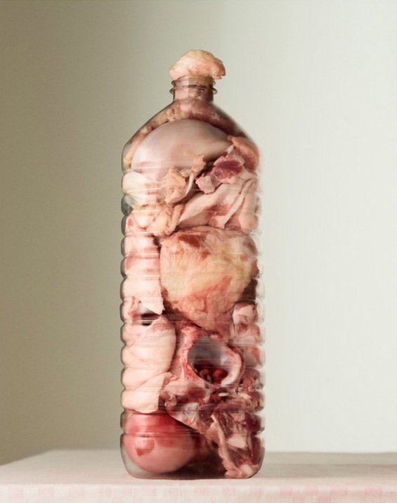 meat bottle