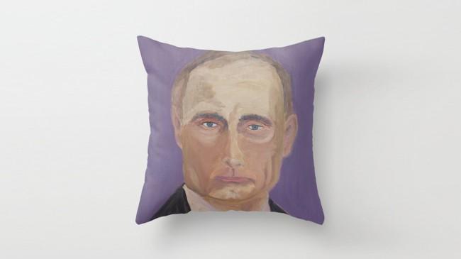 putin pillow