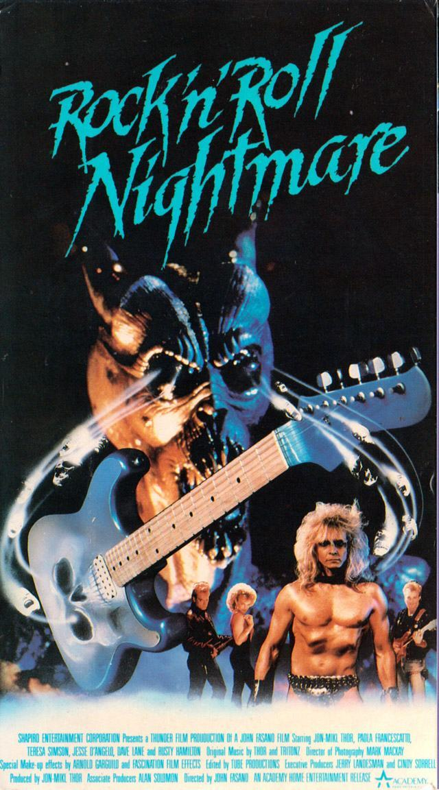 rrnightmare 5 Unspeakably Awful Songs of 1980s Horror Cinema