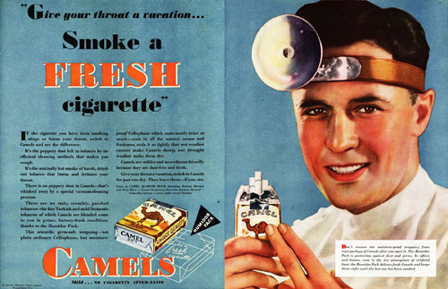 smoking is good for you Mad Men Rejoice: Plain Packaging For Cigarettes Will Increase Branding