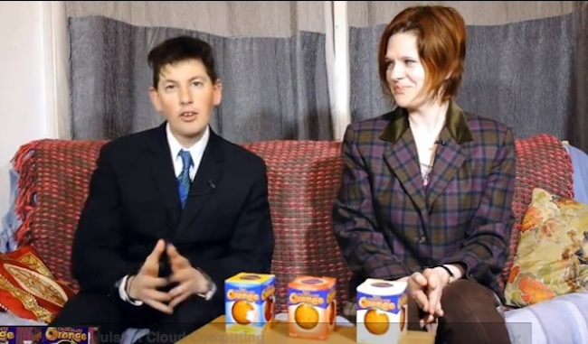 terrys chocolate orange Regretful Reviews: Supertaster Amanda And Paddy Spend 10 Minutes Reviewing A Terrys Chocolate Orange