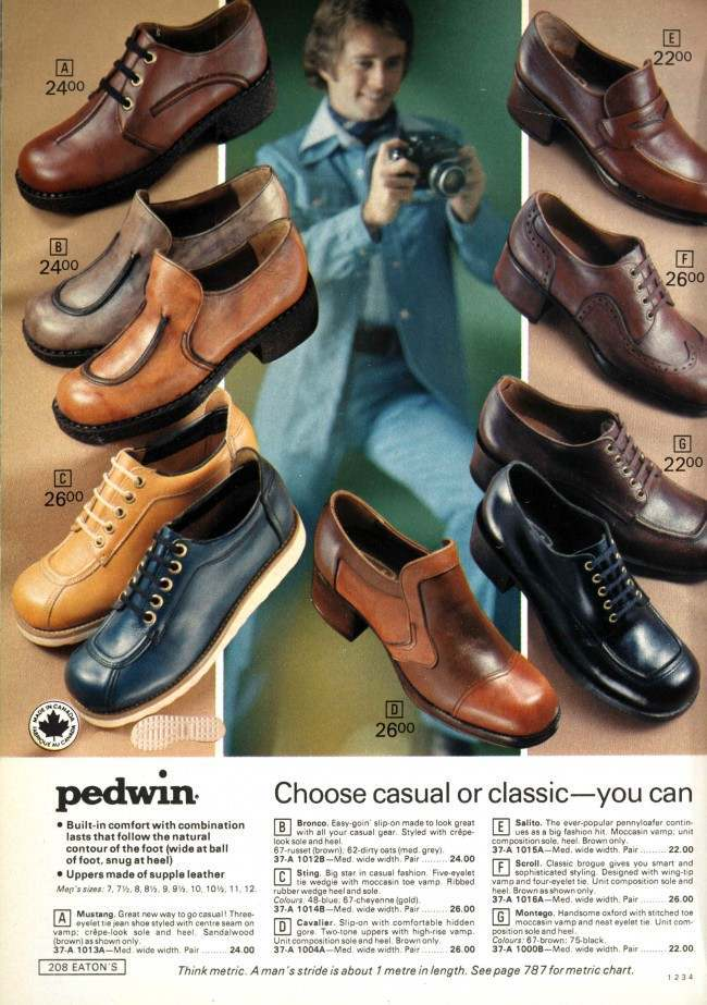 vintage footwear ad 8 Vintage Footwear Adverts Unlaced