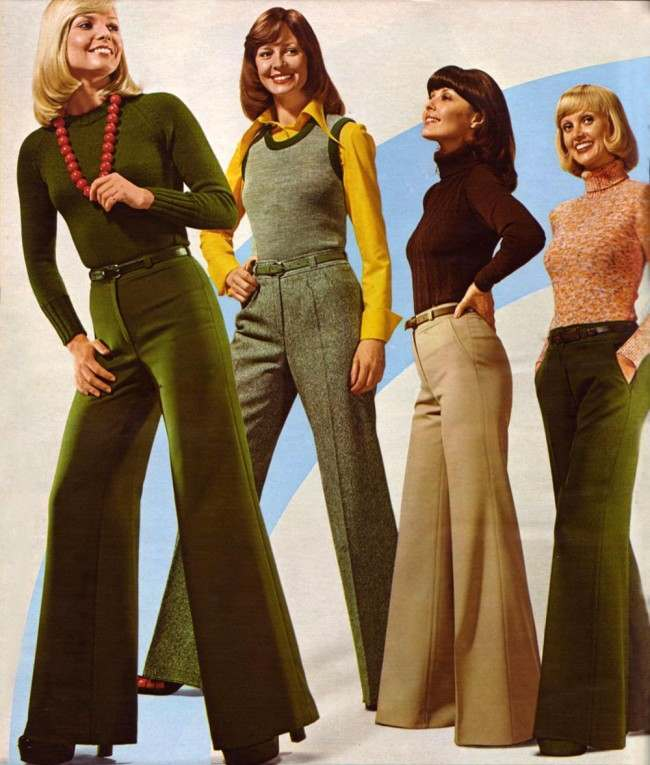 vintage slacks 1 Slacks Relapse: A Look At Chick Pants Of The 1970s