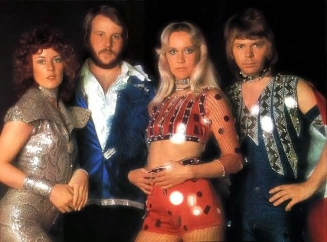 ABBA Ring Ring costumes The Top 10 Lyrical Low Points of the 1970s