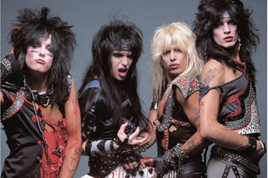 Mötley Crüe Mötley Crüe Goes Triple R: The Best Bits From The Hot Mess Film