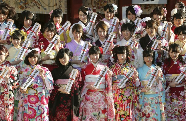 PA 18663072 AKB48: Japanese Girlgroup Attacked With A Saw