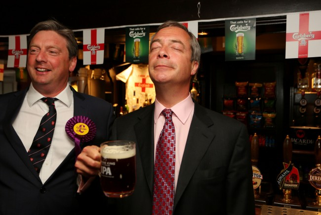 PA 19913250 Nigel Farage: Friend To The Mentally Ill Of Essex But Not Newark