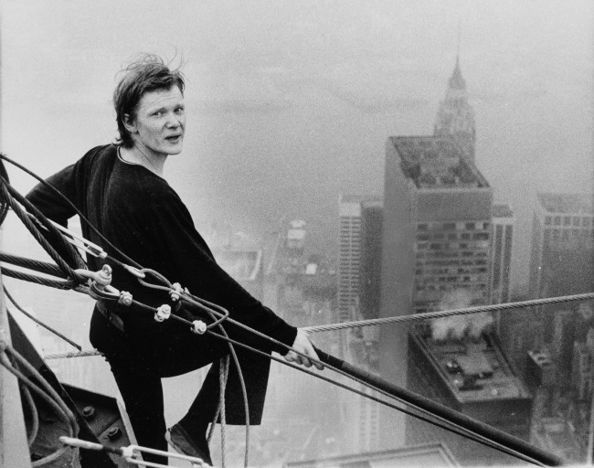 PA 4472926 Philippe Petit: Our Senses Are Being Controlled By Technology