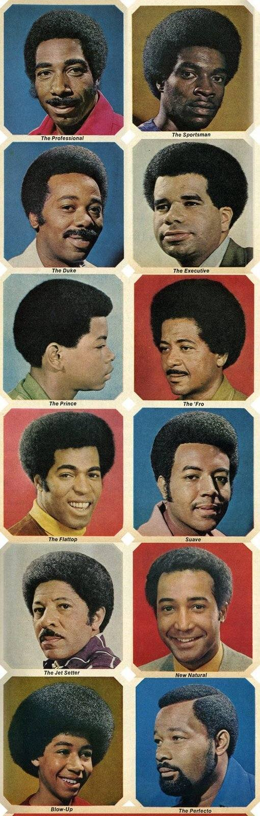 afro 3 The Top 10 Greatest Afros of Yesteryear