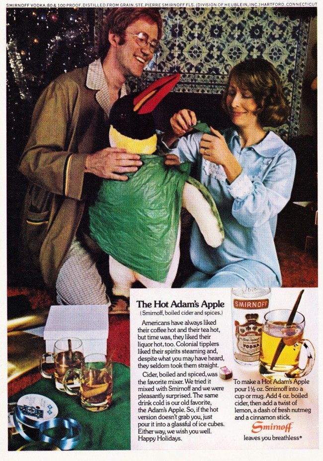 boozvertizing 6 Boozvertising: The Art of Selling Alcohol With Sex And A Stuffed Penguin