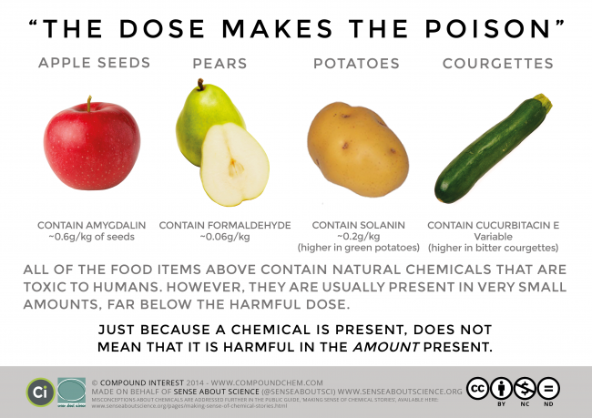 poison Making Sense of Chemical Stories: The Posters