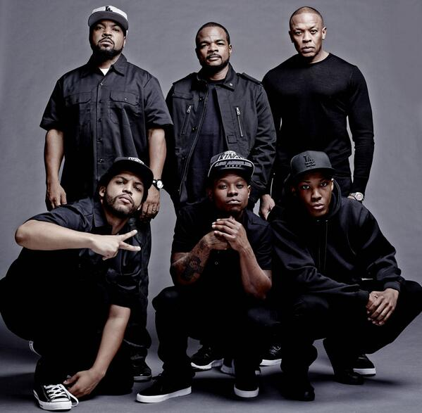 Bqblvr CcAAniv2 Straight Outta Central Casting: First Look At The Cast For The NWA Biopic