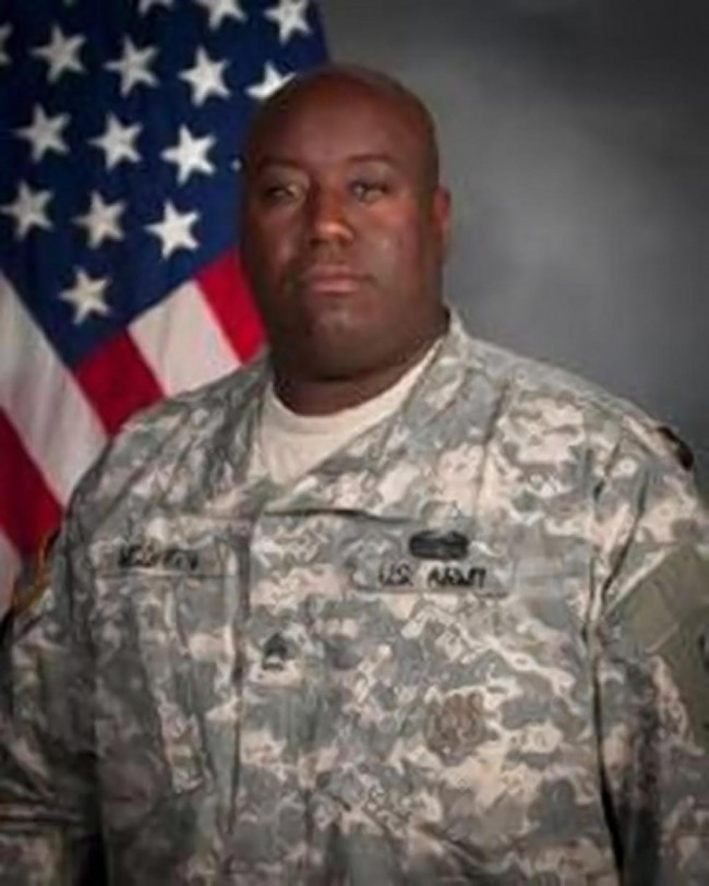 Gregory McQueen Sgt. 1st Class Gregory McQueen: The Sexual Assault Prevention Officer Who Was A Pimp