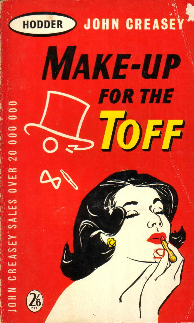 Make-Up for the Toff, 1960.