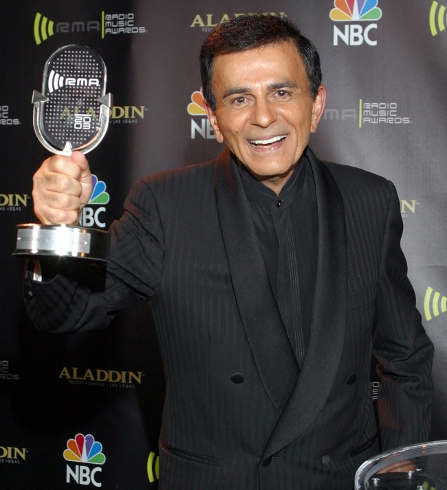 PA 17857047 RIP Casey Kasem   The Voice Of Scoobie Doos Pal Shaggy Dies