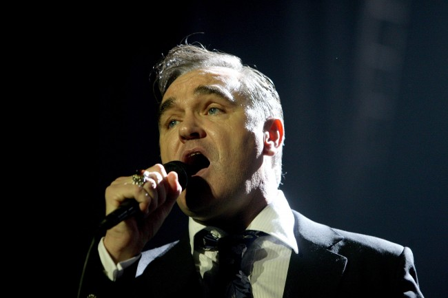 PA 19766648 Dying Morrissey, The Sickliest Musician In The World, Cancels Tour