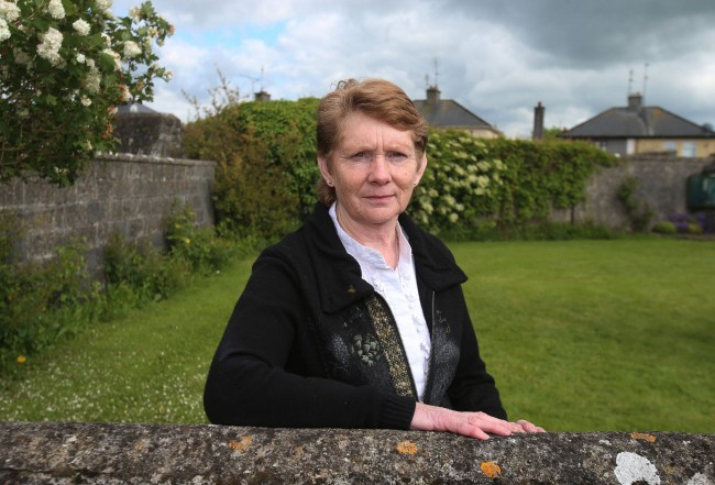 Local historian Catherine Corless