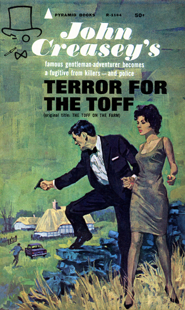 Terrer for the Toff by John Creasey