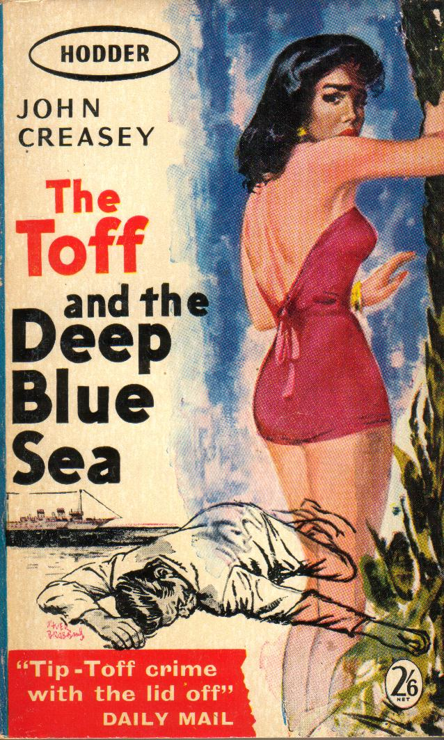 The Toff and the Deep Blue Sea, 1959.