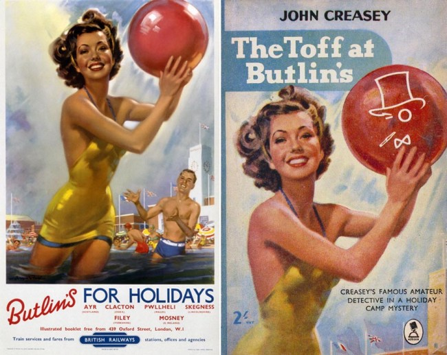 The Toff at Butlin's