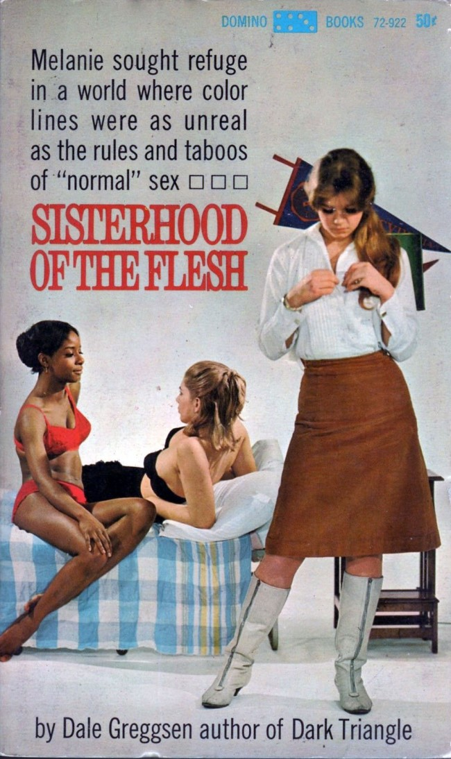 lesbian paperback 11 Abnormal Tales: 33 Vintage Lesbian Paperbacks From the 50s And 60s
