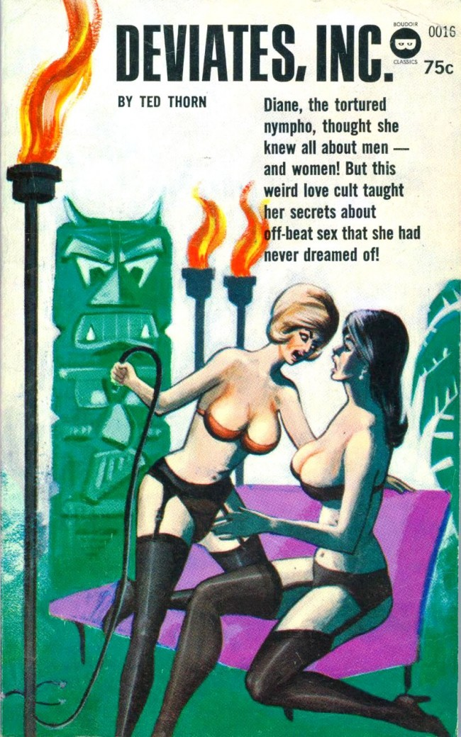 lesbian paperback 12 Abnormal Tales: 33 Vintage Lesbian Paperbacks From the 50s And 60s