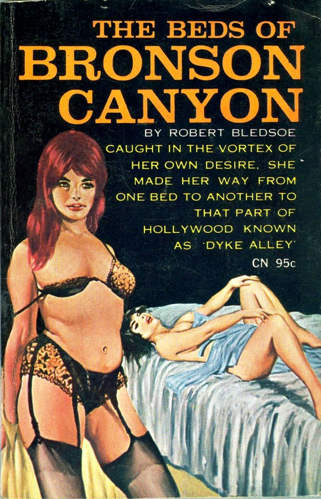 lesbian paperback 13 Abnormal Tales: 33 Vintage Lesbian Paperbacks From the 50s And 60s