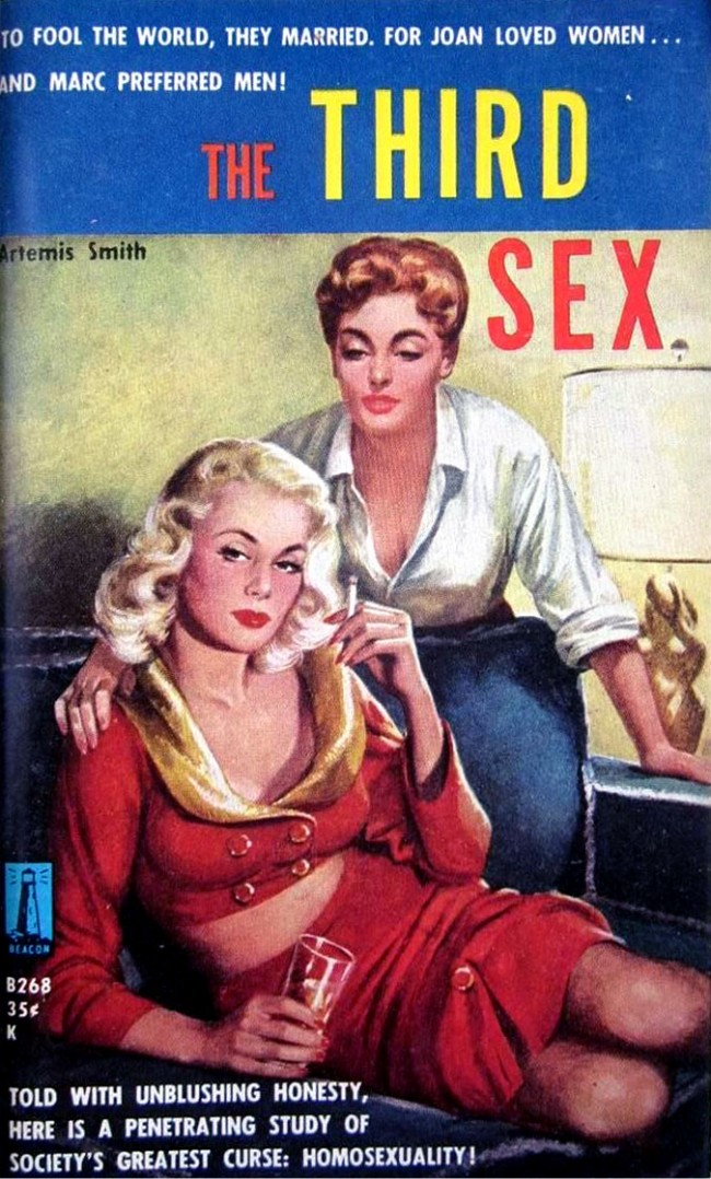 lesbian paperback 20 Abnormal Tales: 33 Vintage Lesbian Paperbacks From the 50s And 60s