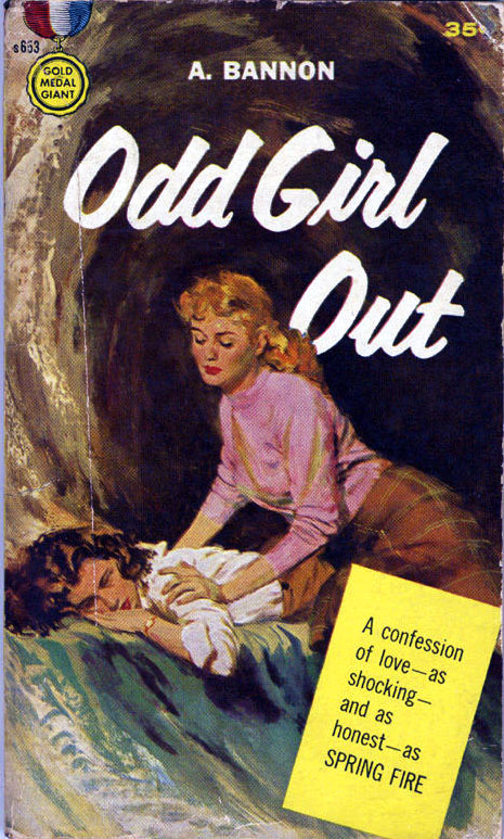 lesbian paperback 22 Abnormal Tales: 33 Vintage Lesbian Paperbacks From the 50s And 60s