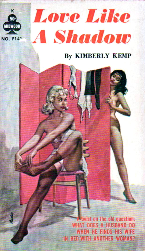 lesbian paperback 24 Abnormal Tales: 33 Vintage Lesbian Paperbacks From the 50s And 60s