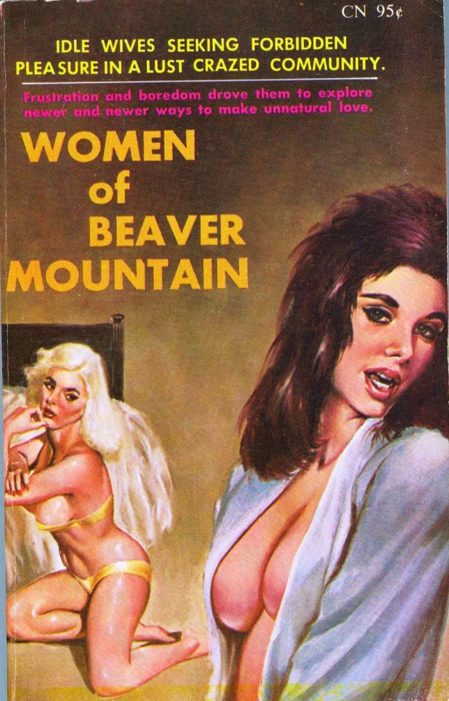 lesbian paperback 27 Abnormal Tales: 33 Vintage Lesbian Paperbacks From the 50s And 60s